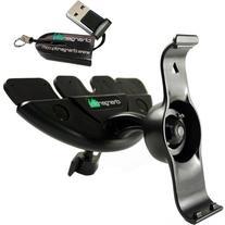 ChargerCity EasyBlade Car CD Slot Mount & Dedicated Garmin