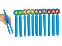 Easy-Grip Safety Tweezers - Set of 12
