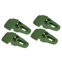 EasyKlip Midi Green - 4 Pack