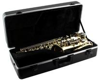 LJ Hutchen Eb Alto Saxophone with Plush-Lined Case