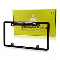 Esky 170° Viewing Angle Universal Car License Plate Frame