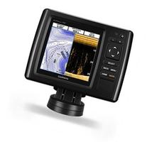 Garmin echoMAP CHIRP 53cv with ClearVu transducer echoMAP