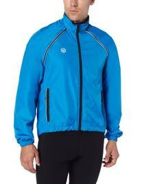 Canari Cyclewear Men's Eclipse Ii Jacket, Killer Yellow,