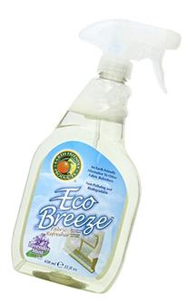 Earth Friendly Products Eco Breeze, Lavender Mint, 22-Ounce