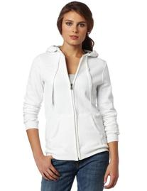 Champion Women's Full-zip Eco Fleece Jacket Hoodie, Granite