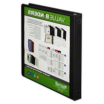 Samsill Economy View Binder Black. 5in 18510 Pack Of 12