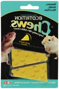 8 in 1 Ecotrition Hamster, Gerbil, Rat and Mouse Cheese