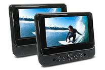 Ematic ED717 7-Inch Dual Screen Portable DVD Player