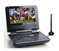 "Envizen Digital ED8850B Duo Box II 7"" Portable DVD & TV"