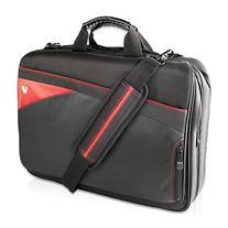 "V7 Edge CTD1 Carrying Case for 16.1"" Notebook - Black -"