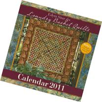 Edyta Sitar for Laundry Basket Quilts Calendar
