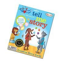eeBoo Create and Tell Me A Story Cards, Circus Animal's