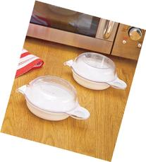 Set of 2 Egg Muffin Cookers