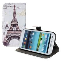 MobilePick® Attractive The Eiffel Tower PU Leather Wallet