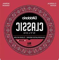 D'Addario EJ27N Student Nylon Classical Guitar Strings,