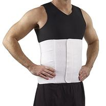 Elastic Post Surgical Abdominal Compression Binder - Stomach