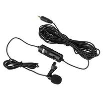 """Boya By-m1 3.5mm Electret Condenser Microphone with 1/4"""""""