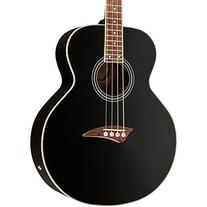 Dean Acoustic-Electric Bass, Classic Black