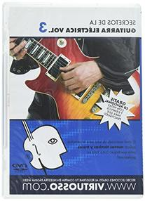 Virtuosso Electric Guitar Method Vol.3  SPANISH ONLY