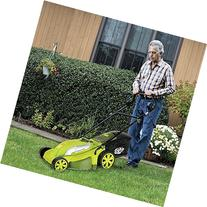 Best Electric Lawn Mower.13-Amp Corded Electric Lawn Mower,