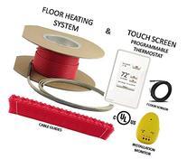 25 Sqft Warming Systems 120 V Electric Tile Radiant Floor