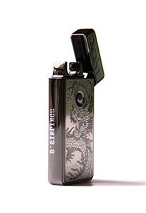 SHINYSIBLINGS Electrical Arc Lighter USB Rechargeable