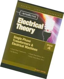 Electrical Theory Single Phase Transformers & Electrical