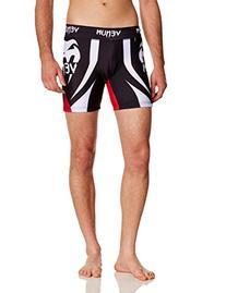 Venum Electron 2.0 Vale Tudo Shorts, Black, X-Large