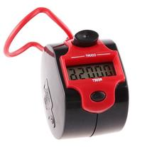 TOMTOP Electronic LCD Digital 5 Digit Hand Tally Counter