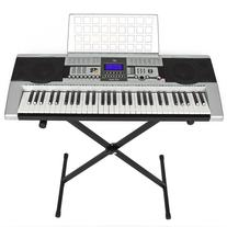 Electronic Piano Keyboard 61 Key Music Key Board Piano With