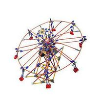 Electronic Whirly Ferris wheel Amusement Park 537pcs set,