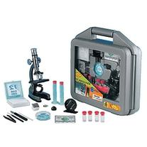Edu-Toys  Electronics Discovery Planet Microscope Set in