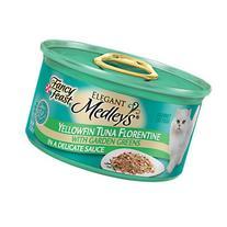 Elegant Medley Tuna Florentine Cat Food