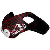 Elevation Training Mask 2.0 Black Widow Sleeve Black Medium