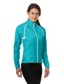 Pearl Izumi Women's Elite Barrier Convertible Jacket, Black
