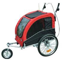 Aosom Elite II Pet Dog Bike Bicycle Trailer Stroller Jogger