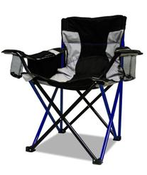 Caravan Sports Elite Quad Chair, Blue