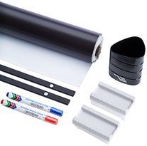 Elite Screens Insta-DEM Series, 85-inch 16:9, Magnetic Dry