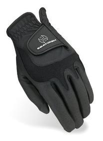 Heritage Elite Show Gloves, Size 8, Black
