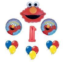Elmo Sesame Street #1 1st First Birthday Party Supply