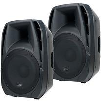 """American Audio ELS15A 15"""" Powered PA Speaker Pr"""