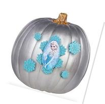Disney Elsa Push-In Pumpkin Decorating Kit