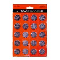 EmazingLights CR2032 3 volt Lithium Batteries