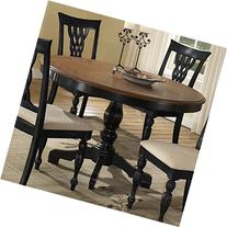 Hillsdale Embassy Round Pedestal Dining Table