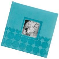 "Embossed 2-Up Photo Album, 4"" x 6"", 200 Pockets"