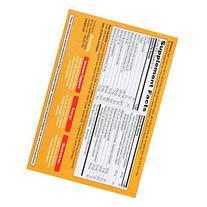 Emergen-C Vitamin C Fizzy Drink Mix Super Orange -- 1000 mg