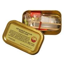 Best Glide ASE Survival Fishing Kit - Basic Version