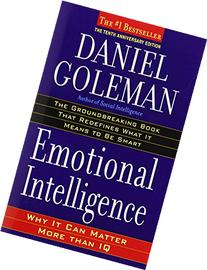 Emotional Intelligence, 10th Anniversery Edition
