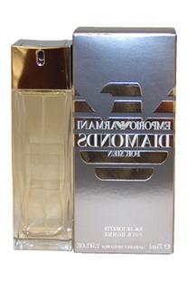 Emporio Armani Diamonds by Giorgio Armani for Men - 2.5 oz