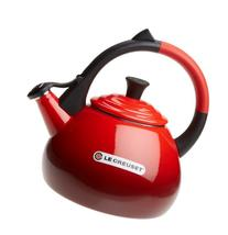 Le Creuset Enameled Steel 1.6 Quart Oolong Tea Kettle,